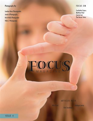 FOCUS Magazine - Issue 4