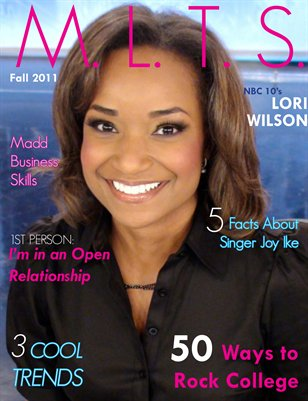 M.L.T.S. Magazine Issue 2 Fall 2011: For young women most likely to succeed