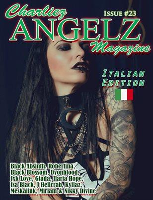 Charliez Angelz Issue #23- Italian Edition