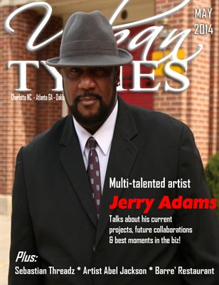 May Issue Featuring Jerry Adams