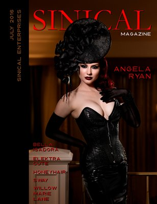 Sinical July 2016 - Angela Ryan