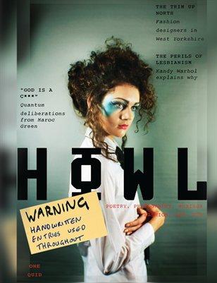 Howl Magazine Issue #3