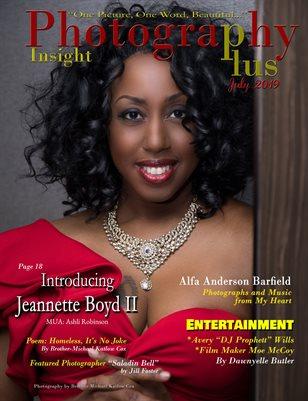 Photography Insight Plus Magazine July 2019