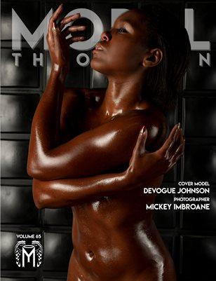 Model Throwdown 65 DeVogue Johnson Cover