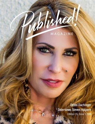PUBLISHED! #15 Excerpt featuring Debbi Dachinger Interviews Steven Halpern