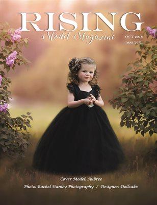 Rising Model Magazine Issue #54