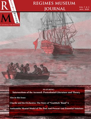 Regimes Museum Journal Volume 7, Issue 3