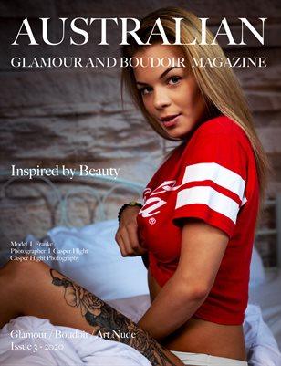 Australian Glamour and Boudoir Magazine - Edition 3