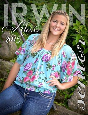 Alexis Irwin Senior Mag