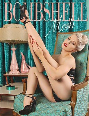 BOMBSHELL Magazine June 2018 - BOOK 1 Mosh Cover
