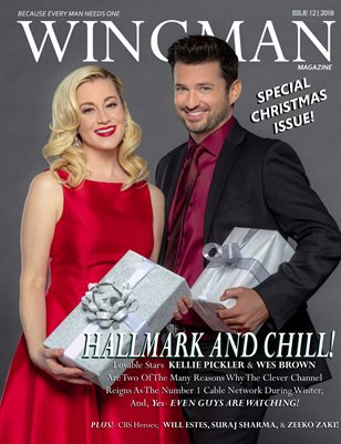 Wingman Magazine Christmas Issue 2018