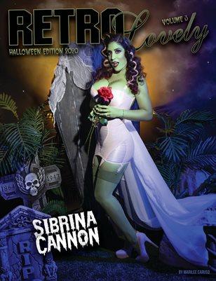 Halloween 2020 - VOL 3 - Sibrina Cannon Cover
