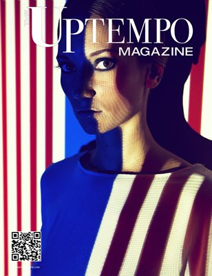 CENSORED EDITION | Uptempo Magazine : August 2012 - The Olympic Tribute | Red, White & Blue