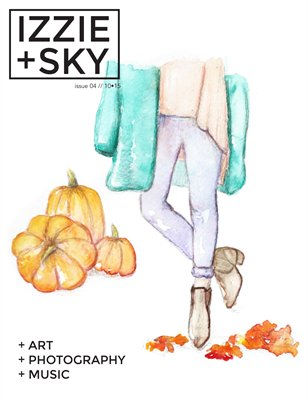 izzie + sky // issue 04