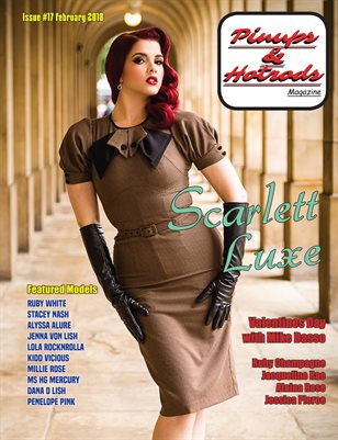 Pinups & Hotrods Issue #17
