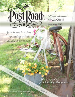 Mid Summer 2013 Homebound Magazine