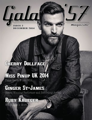 Galaxy '57 Magazine - Issue 2