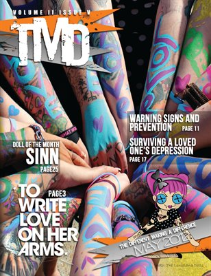 TWLOHA May Mag 2012