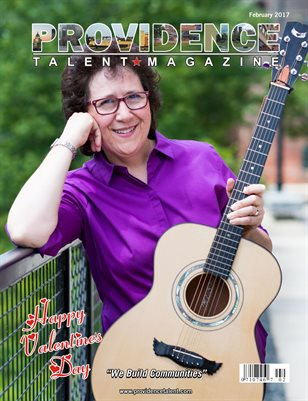 Providence Talent Magazine February 2017 Edition