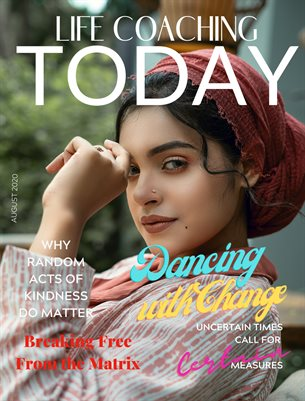 August 2020 Life Coaching Today Magazine