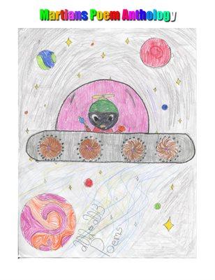Martians' 2012 Peom Anthology