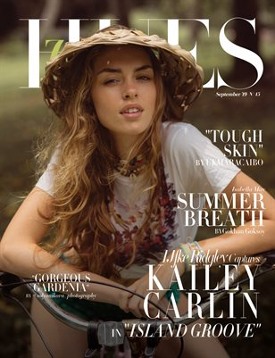 7Hues Mode N'45 vol. 5 – September 2019