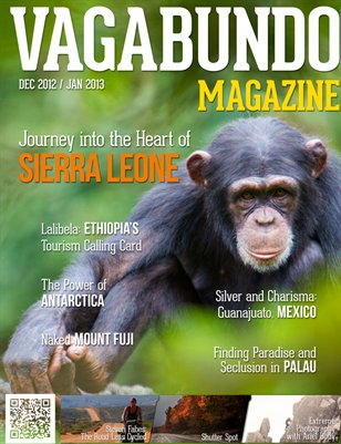 Vagabundo Magazine Dec/Jan 2012