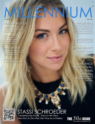 MILLENNIUM MAGAZINE | APRIL 2015