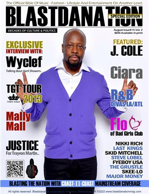 Blastdanation Magazine August 2013