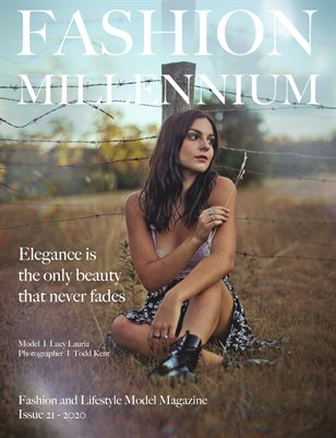 Fashion Millennium Model Magazine Edition 21