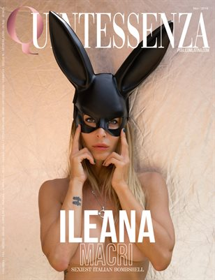 QUINTESSENZA Magazine - Nov/2019 - Issue #10
