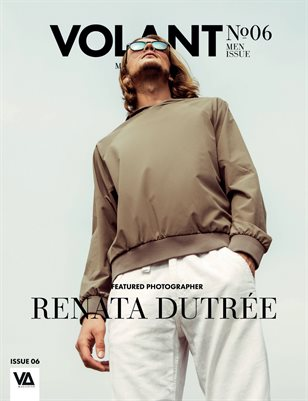 VOLANT Magazine #06 - MEN Issue Vol.07