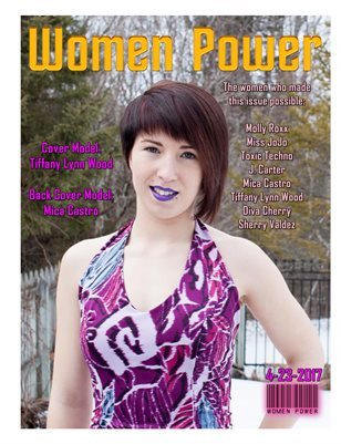 Women Power Magazine 42317