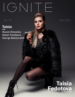 Ignite Magazine November Vol 3