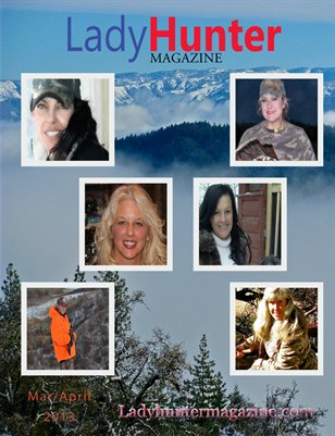 Lady Hunter Magazine March-April 2013