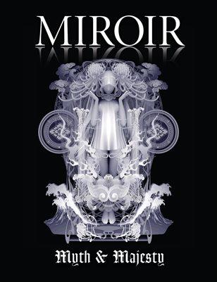 MIROIR MAGAZINE • Myth & Majesty • Kazuki Takamatsu