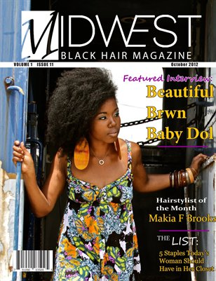 October 2012 - Midwest Black Hair Magazine