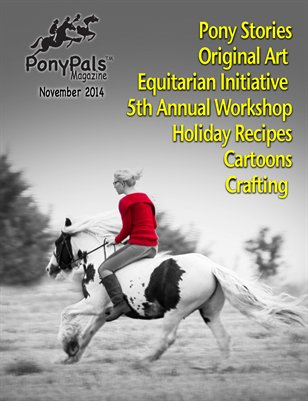 November 2014 Pony Pals Magazine