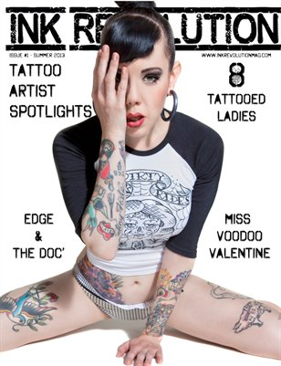 Ink Revolution Issue #1 Summer 2013