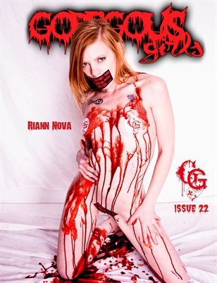 GOREgous Girls Issue 22