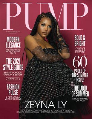 PUMP Magazine | The Ultimate Fashion Edition | Vol.4 | June 2021