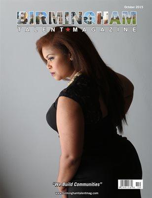 Birmingham Talent Magazine October 2015 Edition