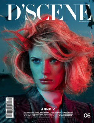 D'SCENE - ANNE V - ISSUE 06