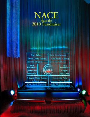 Nace October 2010 Fundraiser