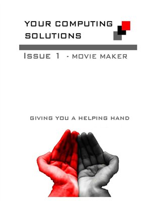 Issue 1 - Movie Maker