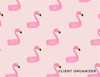 Client Organizer: Flamingo