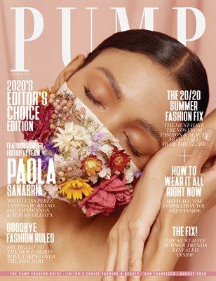 PUMP Magazine | Fashion and Beauty Edition | Vol.1