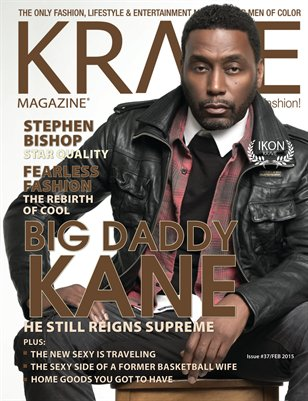Big Daddy Kane/Stephen Bishop
