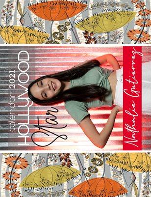 Nathalie Gutierrez Hollywood Calendar