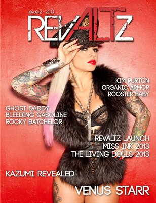 Revaltz Magazine issue 02